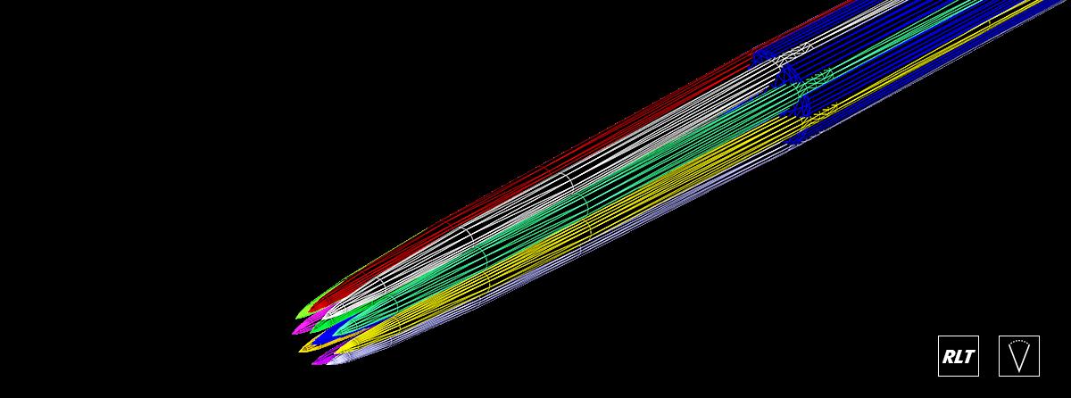 CNC Cartridge needle gauge 2