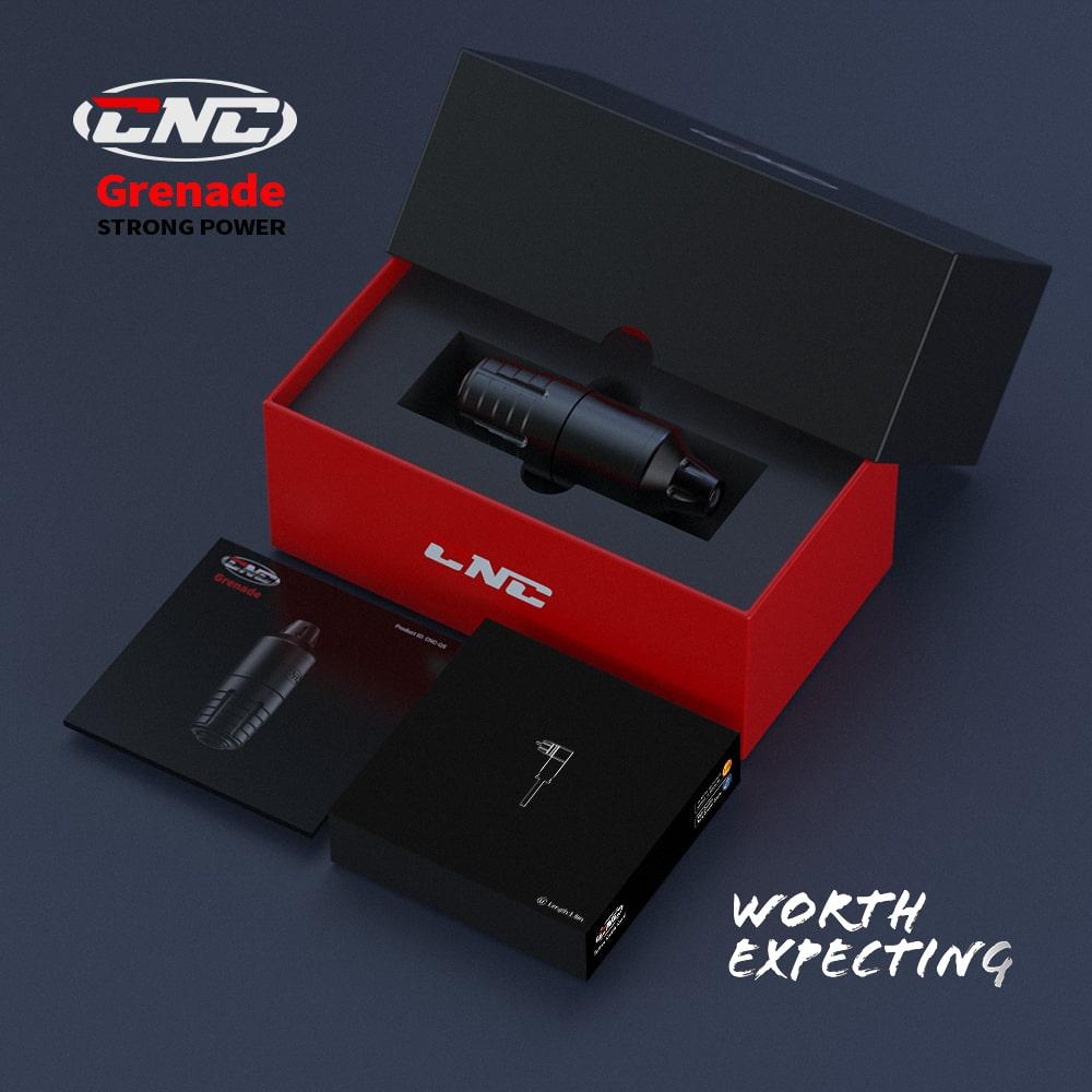CNC Q5 tattoo pen package