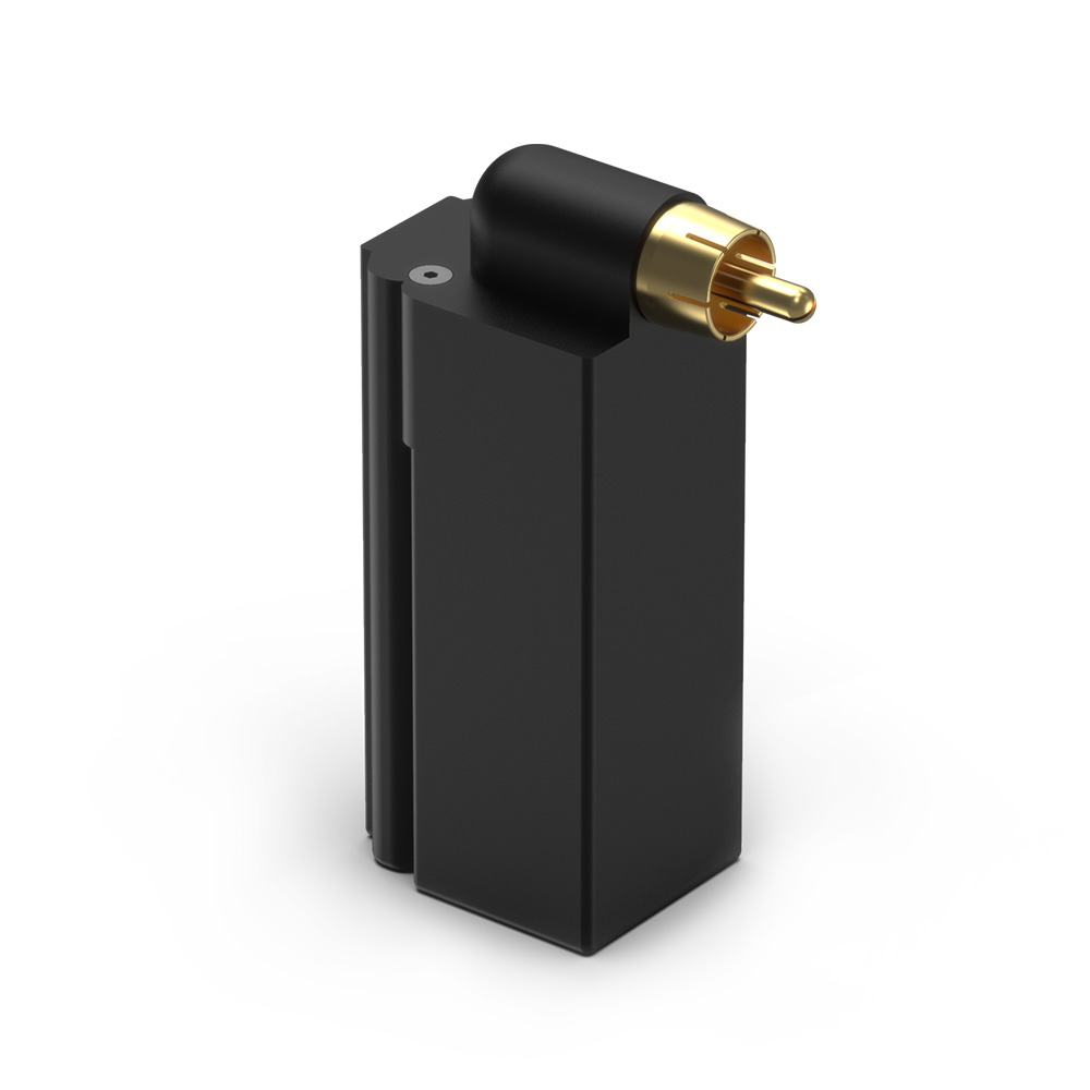 P199 wireless tattoo power battery RCA connector 2