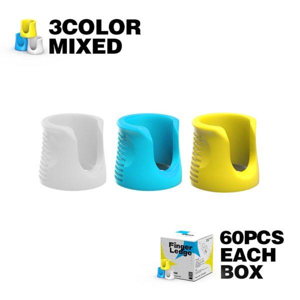 mixedcolor Finger Ledge Integration