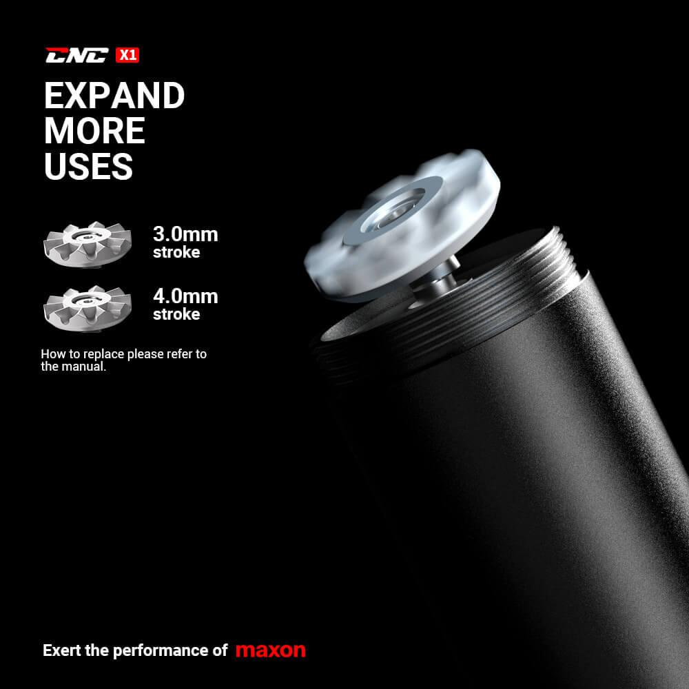 cnc rotary pen x1 swiss motor maxon tattoo machine