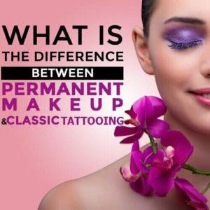 Permanent Makeup tattoo